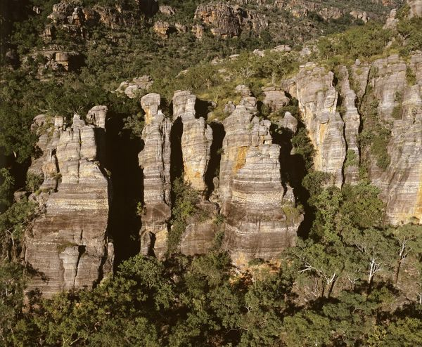 Arnhem Land Escarpment, Kakadu National Park, Northern Territory, Australia