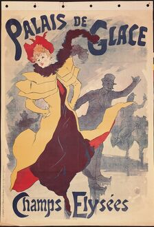1893: poster by Jules Cheret