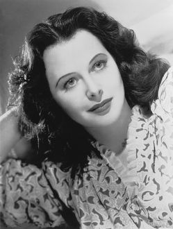 1941: portrait of actress Hedy Lamarr