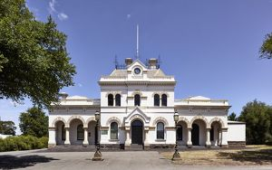 Clunes Town Hall 1873