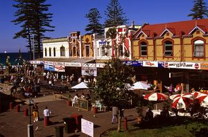 The Corso, Manly, NSW