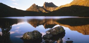 Cradle Mountain and Dove Lake,