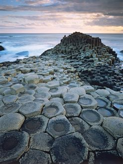 The Giant's Causeway,