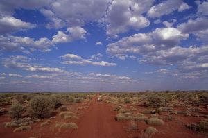 Outback motoring,