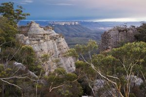 Pantoneys Crown from McLeans Pass,