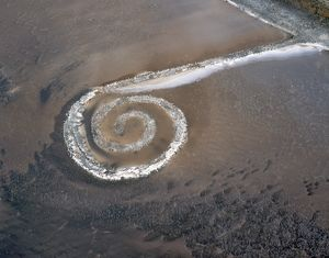 The Spiral Jetty,