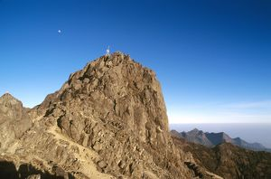 Summit of Mount Wilhelm, 4509 m