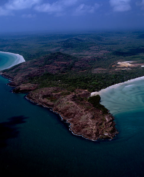 Cape York, northernmost continental tip