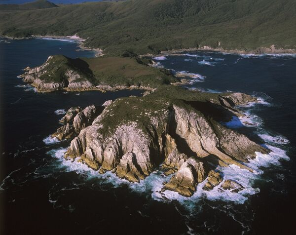 Port Davey, northern shores