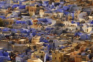 photographer galleries/tim acker/city dubbed blue city painted houses ancient heart