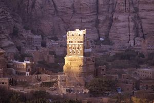 The Rock Palace Dar Al Hajar,