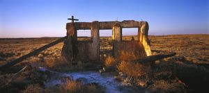 Ruins of Old Balgo Mission,