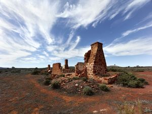 Ruins of Pondanna Homestead,