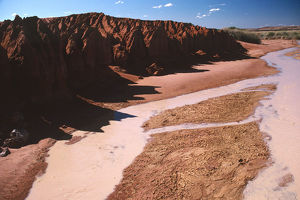 photographer galleries/roger brown/soil erosion by water arid zone