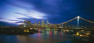 Story Bridge over the Brisbane River,