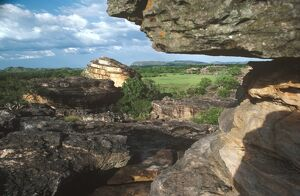 View north from Ubirr,